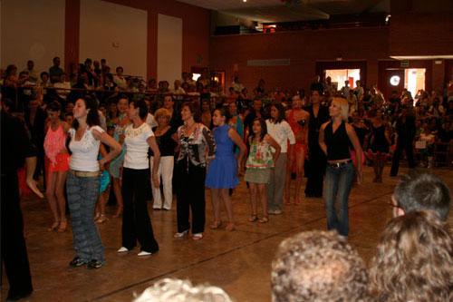 Ball de Saló Line Dance Swing Manresa