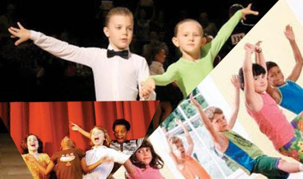 Ball de Saló per nens Social Swing Manresa