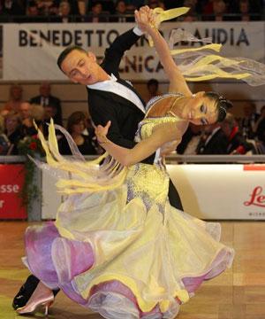 Swing Manresa Centre de Ball Benedetto Ferrugia i Claudia Koehler