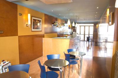 Bar - Cafeteria Swing Manresa