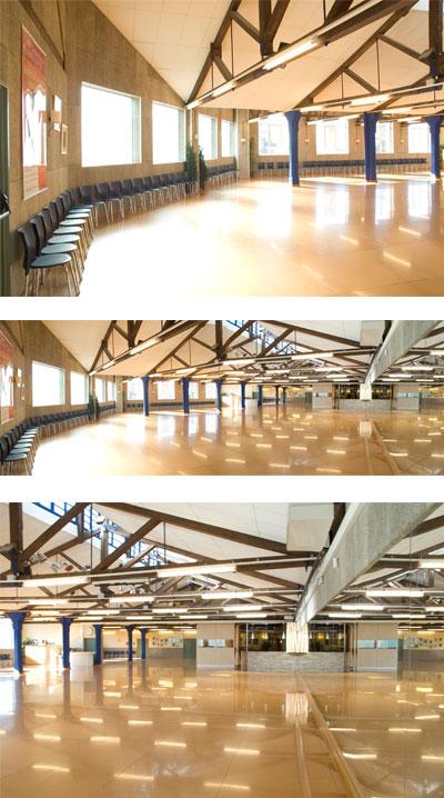 Sala gran Swing Manresa