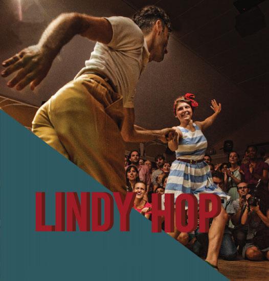 Lindy Hop Swing Manresa