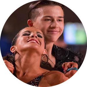 Swing Manresa Centre de Ball Marc Marquez i Irina Arnau